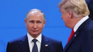 Ukrayna Krizinin Ardından Trump İle Putin...