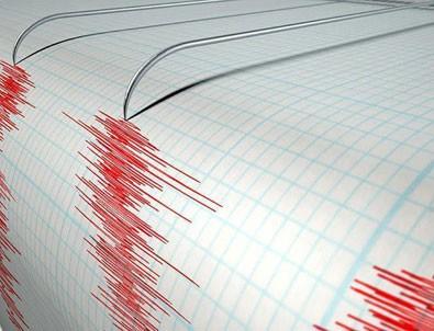 Yalova'da 10 artçı deprem meydana geldi