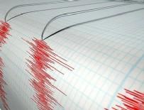 ARTÇI DEPREM - Yalova'da 10 artçı deprem meydana geldi