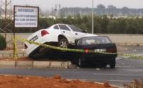 Akçakale'de Kaza Açıklaması 6 Yaralı