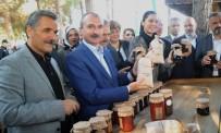 Alaçam'da Köy Ürünleri Pazarı Açıldı