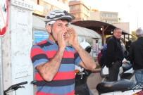 'Ambulans Ali' Görenleri Şaşırtıyor