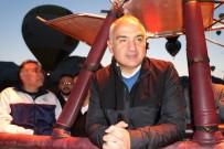 Bakan Ersoy, ' Kapadokya Balonsuz Düşünülemez'