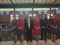 ÇIN DEVLET TELEVIZYONU - Başkan Aydın, İstanbul Havalimanı Hakkında Değerlendirmelerde Bulundu