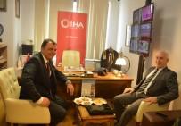BEŞEVLER - Başkan Bozbey, 20 Yılını Anlattı