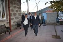 İSMAIL BILEN - Başkan Çerçi'den Yuntdağı Yatırımlarına Yerinde İnceleme