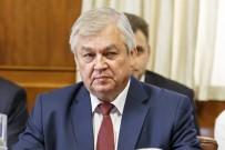 ANAYASA KOMİSYONU - Beşar Esad, Rus Temsilcisini Kabul Etti