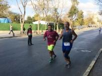 AVRASYA - Beykoz'da 'Marmarun Koşusu' Düzenlendi