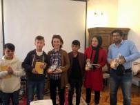 Çınarlı Öğrenciler Macaristan'a Gitti