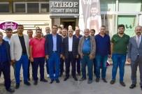 CEYHAN - Demirtaş, 'Üreticilerimizden Güven Sağlayacak Adana Markaları Oluşturmalarını Bekliyoruz'