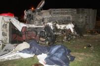 Fethiye'de Feci Kaza; 2 Ölü, 1Yaralı