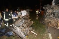Fethiye'de Feci Kaza Açıklaması 2 Ölü, 1 Yaralı