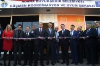 İSVIÇRE - Göçmen Koordinasyon Ve Uyum Merkezi Açıldı