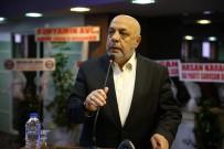 ULUSLARARASı PARA FONU - Hak-İş Genel Başkanı Arslan Açıklaması '14 Milyon Sigortalıyı Hak-İş'e Davet Ediyorum'