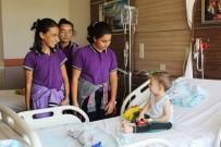 Hastaneye Anlamlı Ziyaret