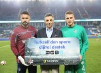 RECEP KıVRAK - İsmail Bütün, Trabzonspor - Bursaspor Maçı Öncesi Kaptanlarla Buluştu