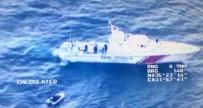 SÜRAT TEKNESİ - Kaybolan Göçmenleri Sahil Güvenlik Kurtardı