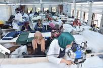 ÖZEL TASARIM - Konya Büyükşehir'den Üretime Ve İstihdama Örnek Proje