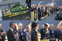 ALI KOÇ - Koray Şener İçin Ülker Stadı'nda Tören