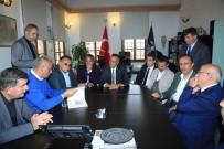 Kültür Ve Turizm Bakanı Ersoy, Kapadokya'da İncelemelerini Sürdürüyor