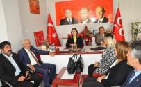 MHP Adana Milletvekili Ersoy, Şırnak'ta