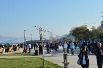 Mudanya'ya Ziyaretçi Akını
