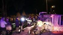 Muğla'da Kamyon İle Otomobil Çarpıştı Açıklaması 2 Ölü, 1 Yaralı