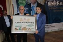 VEYSEL KARANI - Nihat Hatipoğlu, Veysel Karani'de Söyleşiye Katıldı