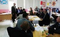 Okul Yöneticilerine Kurs Verildi
