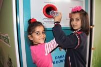Okulda Atıklar Puana Dönüşüyor, Alışverişte Kullanılıyor