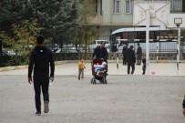 Şanlıurfa'da Memur Adayları Sınava Girdi
