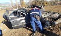 Simav'da Trafik Kazası Açıklaması 1 Ölü, 4 Yaralı