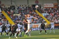 İSMAIL ÜNAL - Spor Toto Süper Lig Açıklaması Aytemiz Alanyaspor Açıklaması 0 - Evkur Yeni Malatyaspor Açıklaması 1 (İlk Yarı)