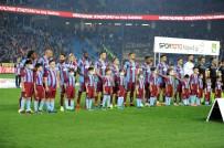TUNAY TORUN - Spor Toto Süper Lig Açıklaması Trabzonspor Açıklaması 1 - Bursaspor Açıklaması 0 (İlk Yarı)