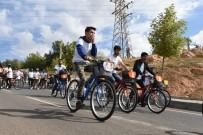 ŞAKIR ÖNER ÖZTÜRK - Tarihi Artuklu İlçesinde Kardeşliğe Pedal Çevrildi