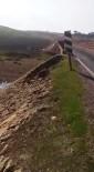 Tek Şeritli Köprü Tehlike Saçıyor
