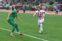 TFF 2. Lig Açıklaması Kahramanmaraşspor Açıklaması 1 - Sivas Belediyespor Açıklaması 0