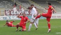TFF 3. Lig Açıklaması Elaziz Belediyespor Açıklaması 0 - HKİ Çatalcaspor Açıklaması 0