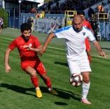 TFF 3. Lig Açıklaması Karacabey Belediyespor Açıklaması 1 - Serik Belediyespor Açıklaması 1