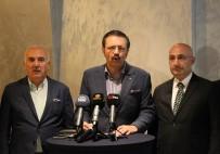 TÜRKIYE BANKALAR BIRLIĞI - TOBB Başkanı Hisarcıklıoğlu Açıklaması 'Ekonomideki Canlanma Henüz İstediğimiz Noktada Değil'