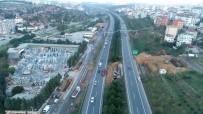 Tuzla-Çayırova Bağlantı Yolu Yükseliyor