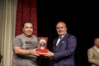 AK PARTİ İLÇE BAŞKANI - 'Vay Sen Misin Ben Olan' İsimli Tiyatro, Taşköprü'de Sahnelendi