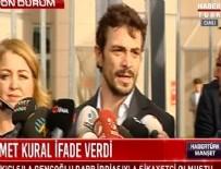 SILA GENÇOĞLU - Ahmet Kural ifade sonrası açıklama yaptı