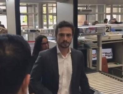 Ahmet Kural ifade vermek için İstanbul Adliyesi'nde
