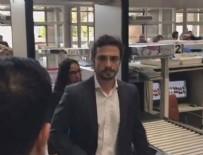 SILA GENÇOĞLU - Ahmet Kural ifade vermek için İstanbul Adliyesi'nde