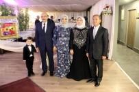 TANER YILDIZ - AK Parti Genel Başkan Yardımcısı Özhaseki Nikah Şahidi Oldu