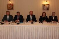 AK Parti'li Milletvekilleri Basın İle Buluştu