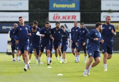 Anderlecht maçı hazırlıkları sürüyor