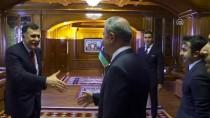 EMRULLAH İŞLER - Bakan Akar Libya'da