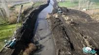 Bakırçay'dan On Binlerce Metreküp Atık Çıkarıldı